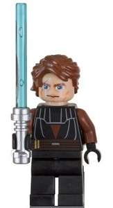 Lego Star Wars Anakin Skywalker (Clone Wars) Minifig 7680 The Twilight