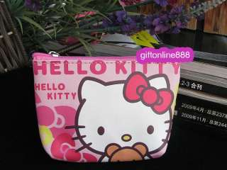 Wholesale 5 pcs Hello Kitty Coin pouch Purse Bag KT P18