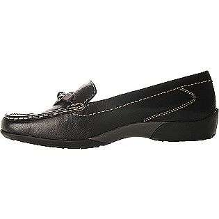 Womens Africa   Black Leather  Liz Claiborne Shoes Womens Casual
