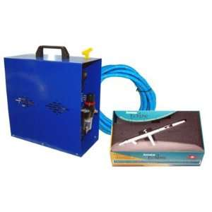 Airbrush Depot KIT 4200 700 HP BCS 0.5mm Eclipse Airbrush ABD / IWATA