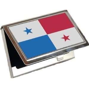 Panama Flag Business Card Holder