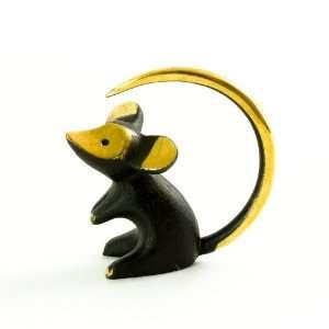 Walter Bosse Brass Mouse Figurine