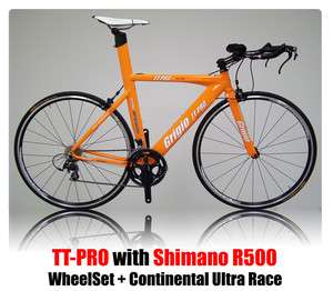 New Grigio TT PRO / Triathlon / Time Trial Bike / Orange