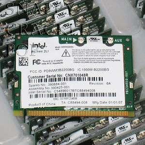 New HP Compaq nc6110 nc6120 nc6140 nx6110 Wireless Card