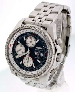 Breitling Bentley GT Chronograph, Day, Date, 44mm watch