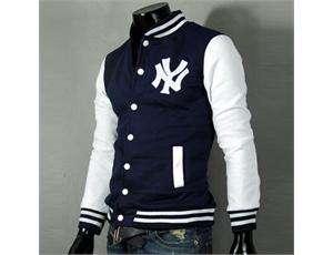 Yankees Logo Baseball/Varsity Jackets Coats For Men Uniform Sweater