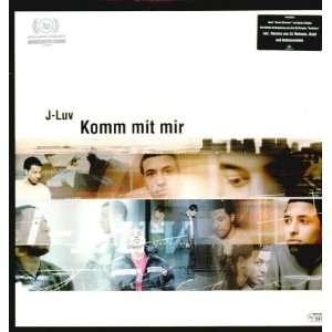 Komm mit mir (2000) / Vinyl Maxi Single [Vinyl 12] J