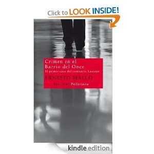 Crimen en el barrio del Once (Nuevos Tiempos) (Spanish Edition