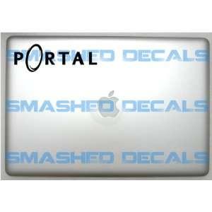 Portals Inspired Portal Vinyl Macbook Apple Laptop Decal