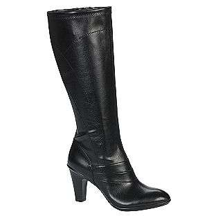 Womens Joan Stretch Boot   Black  Jaclyn Smith Shoes Womens Boots