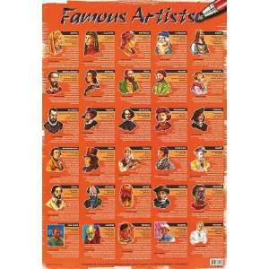Famous Artists (9780721755489): Schofield and Sims: Books