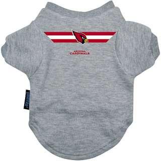 Arizona Cardinals Pet Jerseys Hunter Arizona Cardinals Team Pet T