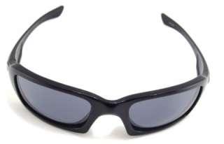 Oakley Sunglasses Fives Squared Polished Black w/Grey #03 440