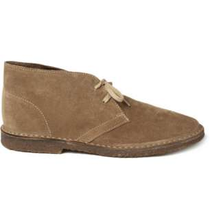 Shoes  Boots  Lace up boots  MacAlister Suede Desert Boots