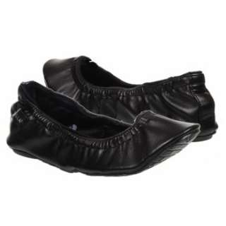 Womens Ciao Bella Ballad Black Crinkle Patent Shoes