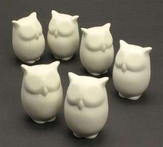 Ready To Paint Ceramic DIY Crafts Skull Love Birds Owl Wedding Cake