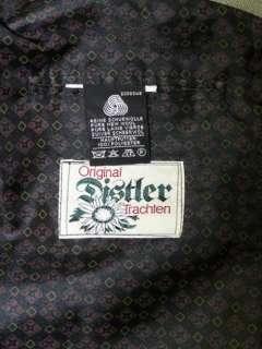 German TRACHTEN Western Sport Dinner Jacket Pants SUIT 52 42 M
