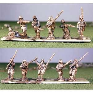 15mm WWI   German Infantry Advancing (50) Toys & Games