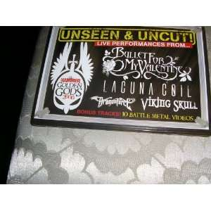 Hammer Unseen and Uncut Live Performances: Viking Skull, Dragonforce