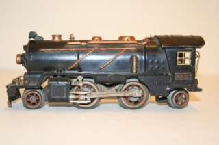 PreWar Lionel O Guage 262E Locomotive with Coal Tender Pre War Loco