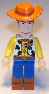 Lego Disney Toy Story Woody Minifig Minifigure Guy 7590 7594 7957 mf11