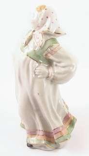 DANCING LADY Soviet Porcelain Figurine USSR Russian