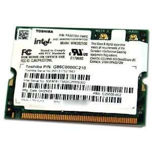 Intel pro wireless 2100 3a mini pci adapter