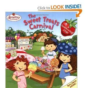 Strawberry Shortcake) (9780448444567): Molly Kempf, MJ Illustrations