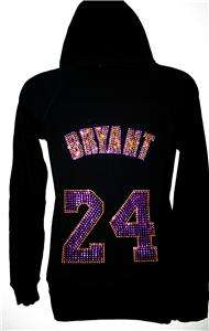 LA Lakers BLING Kobe Bryant Jersey Tee Playoffs FINALS