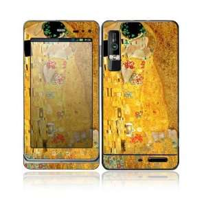 The Kiss Design Decorative Skin Cover Decal Sticker for Motorola Droid