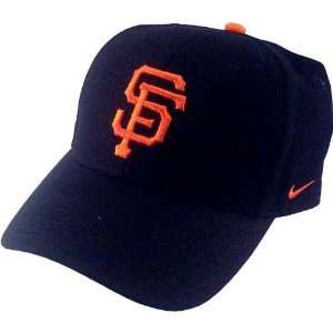 Nike San Francisco Giants Black Wool Classic II Hat