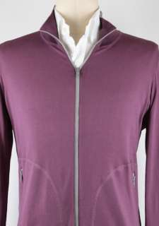 New $670 Brunello Cucinelli Purple Sweater XX Large/56