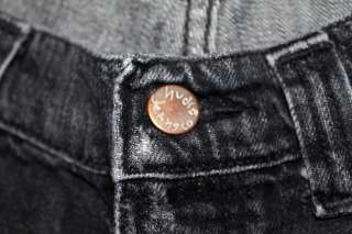 NUDIES denim Regular Ralf jeans Black Pocket Stitch NUDIE mens