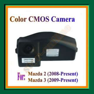 Car Rear View Reverse parking Camera Fr Mazda 2 Mazda 3
