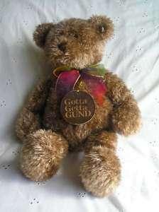 BEARESSENCE GUND TEDDY BEAR PLUSH COLLECTIBLE