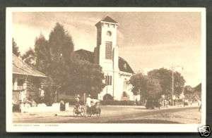 Soerabaja Protestant Church Java Indonesia 1950