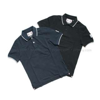 MONCLER GAMME BLEU by THOM BROWNE MAGLIETTA POLO SHIRT