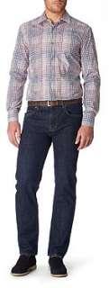 HUGO BOSS Ronny slim fit single cuff shirt