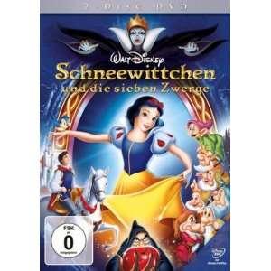 Schneewittchen und die sieben Zwerge 2 DVD Walt Disney