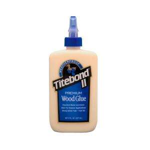 Oz. Titebond II Premium Wood Glue 5003
