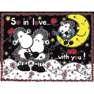 Sheepworld   So in Love with You, 1000 Teile Puzzles