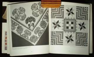 BOOK Ukrainian Embroidery pattern guide techniques folk costume blouse