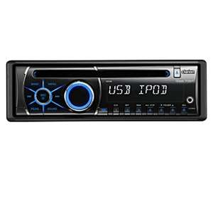 Clarion CZ300 In Dash Head Unit Car Stereo  Single DIN, AM/FM, Front