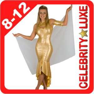 New Cleopatra Goddess Egyptian Queen Dress Up Costume