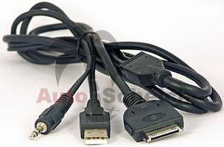 iPod iPhone AUX Adapter Kabel USB SEAT BMW MINI FORD HONDA VOLVO