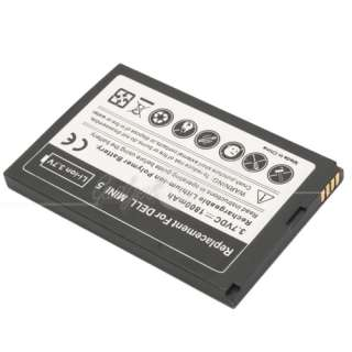 3x 1800mAh Li Ion Replacement Battery for Dell Streak Mini 5