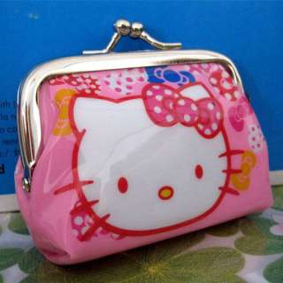 New hello kitty Girl Coin Bag Children Purse New well