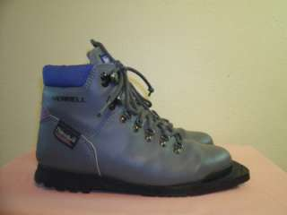 MERRELL 3 PIN CROSS COUNTRY SKI BOOTS U.S SIZE 9 WOMENS   41 EU