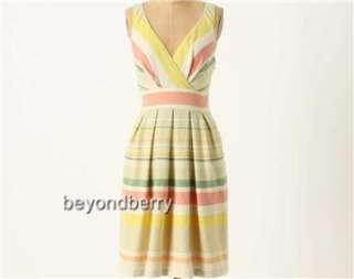 NEW Anthropologie Eva Franco Kingston Road Dress Size 8