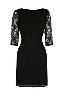 BNWT WAREHOUSE CORDED LACE DRESS SIZE 6 F